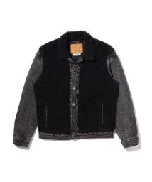 Levi's/パネルシェルパトラッカージャケット BLACK SHEEP/502898029