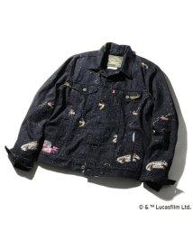 Levi's/トラッカージャケット GALAXY AOP/502920502