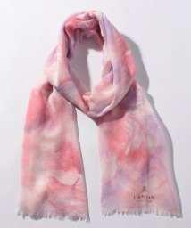 LANVIN COLLECTION(accessories)/レクセル花柄ジャカードロングストール(WASH)/502951106
