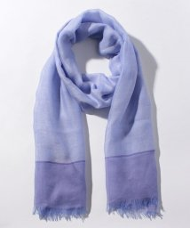 LANVIN COLLECTION(accessories)/レクセル麻ロゴ柄ジャカードストール(UV/WASH)/502951115