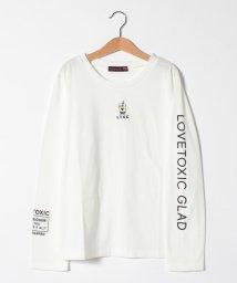 Lovetoxic/ドリンク刺しゅうつきTシャツ/502963793