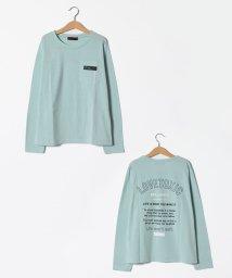Lovetoxic/ボックスロゴバックプリントTシャツ/502963795