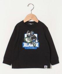 XLARGE KIDS/OGバイクゴリラTシャツ/502963834
