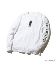 Levi's/グラフィックロングスリーブTシャツ VADER BLACKWHITE/502973600