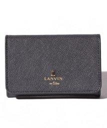 LANVIN en Bleu/リュクサンブール名刺入れ 480114/502892147