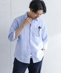 URBAN RESEARCH OUTLET/【DOORS】Linen7/SShirts/502958552