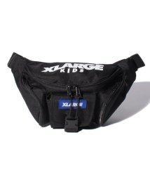 XLARGE KIDS/ロゴウエストバッグ/502961190