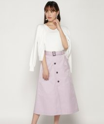 Swingle/アシメトレンチスカート/502952437