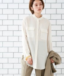 le.coeur blanc/nicholson&nicholson オーガンジーシャツ/502954968