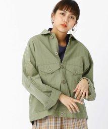 Grand PARK/ビッグシャツジャケット/502962859