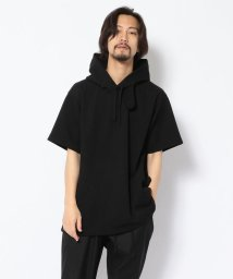 UNCUT BOUND/Short Sleeve Hoody-Diamond Poly Knit / Engineered Garments/エンジニアド ガーメンツ/502983306