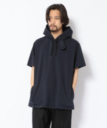 UNCUT BOUND/Short Sleeve Hoody-Foulard Jersey Knit / Engineered Garments/エンジニアド ガーメンツ/502983307