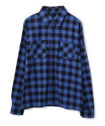 LHP/DankeSchon/ダンケシェーン/ブロックチェックシャツ/502983335