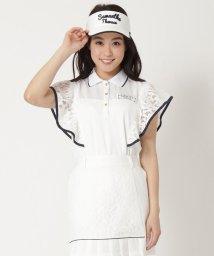 Samantha Thavasa UNDER25&NO.7/美人百花ポロシャツ/502983586