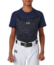 UNDER ARMOUR/アンダーアーマー/キッズ/20S UA TECH YOUTH FITTED SHORT SLEEVE CREW GRAPHIC/502984288