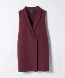 LANVIN COLLECTION/カルゼストレッチロングジレ/502461336