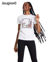 Desigual/Tシャツ半袖 CLEOPATRA/502857785