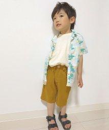 L.COPECK/すーぱーのびのびカラーハーフ(100~140cm)/502964660