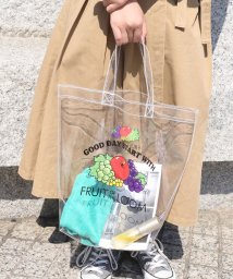 FRUIT OF THE LOOM/CLEAR TOTE NEX/502970127