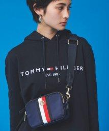 TOMMY HILFIGER WOMEN/アイコンテープショルダーバッグ/502971471
