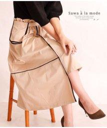 Sawa a la mode/イレギュラーヘムスカート/502984635