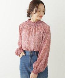 framesRayCassin/小花シャーリングプチハイブラウス/502986211