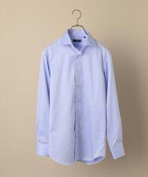 SHIPS MEN/SD: イージーアイロン ツイル ワイド ソリッドシャツ/502986628