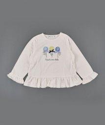 Noeil aime BeBe/キャンディープリント天竺Tシャツ/502886496