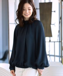 Demi-Luxe BEAMS/Demi-Luxe BEAMS / ギャザー ドルマンブラウス/502949191
