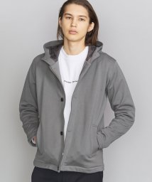 BEAUTY&YOUTH UNITED ARROWS/BY クリア スウェット レイズドネック ブルゾン/502967216