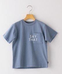 SHIPS KIDS/ARCH&LINE:【SHIPS KIDS別注】TAKE IT EASY 刺繍 TEE(100~145cm)/502972933