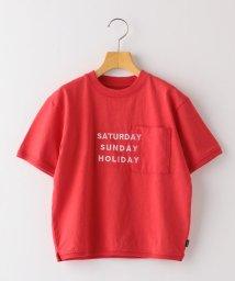 SHIPS KIDS/ARCH&LINE:【SHIPS KIDS別注】HOLIDAY 刺繍 TEE(100~145cm)/502972934