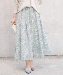 STRAWBERRY FIELDS/【セットアップ対応商品】DVスケッチフラワー スカート/502979179