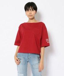 AVIREX/SH/ワンポイントプルオーバー Tシャツ/ONE POINT T-SHIRT/502987146