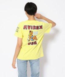 AVIREX/SH/ボクサージュンタロー/ピンナップガールTシャツ/CREW NECK T-SHIRT PIN UP GIRL/502987148