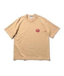 BEAMS MEN/LACOSTE × BEAMS / 別注 ヴィンテージ バッジ Tシャツ/502987435