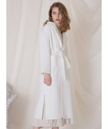 MIELIINVARIANT/Rever Touch Cutoff Coat/502987777