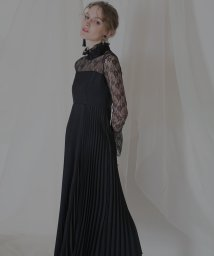 MIELIINVARIANT/Sheer Tension Dress/502987789