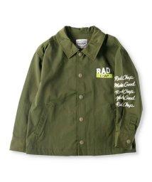 RADCHAP/コーチシャツブルゾン(90~150cm)/502987816