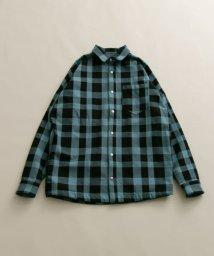 ITEMS URBANRESEARCH/長袖チェックシャツジャケット/502988522