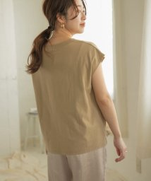 ITEMS URBANRESEARCH/クルーネックノースリーブTシャツ/502988568