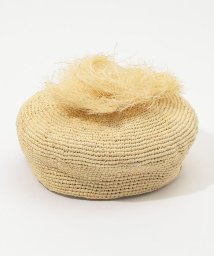 TOMORROWLAND GOODS/Greenpacha BIARRITZ ストローベレー帽/502988635
