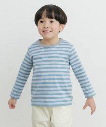 URBAN RESEARCH DOORS(Kids)/オーガニックボーダーロングTシャツ(KIDS)/502990023