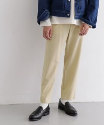 URBAN RESEARCH DOORS/unfil wool gabardine western pants/502990130