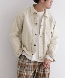URBAN RESEARCH DOORS/unfil cotton-denim jacket/502990131