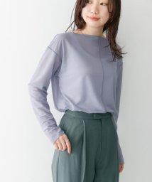 KBF/KBF+ 配色シアーロンTシャツ/502990276
