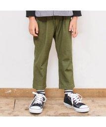 apres les cours/フロントタック | 7days Style パンツ 9分丈/502879926