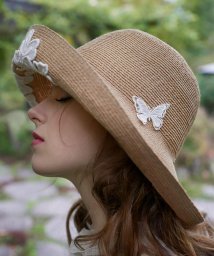 Demi-Luxe BEAMS/Athena New York / Amanda Butterfly チャリティハット/502891911