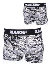 X-LARGE/メンズ ボクサーパンツ カモフラ/502961062