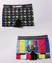 X-LARGE/メンズ ボクサーパンツ 成型テレビジョン/502961066